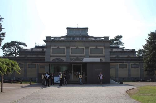 0113:奈良国立博物館 旧本館正面①
