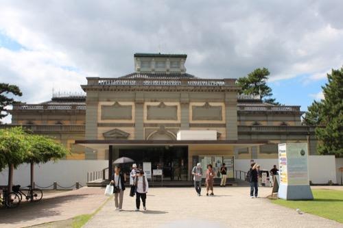 0113:奈良国立博物館 旧本館改修前