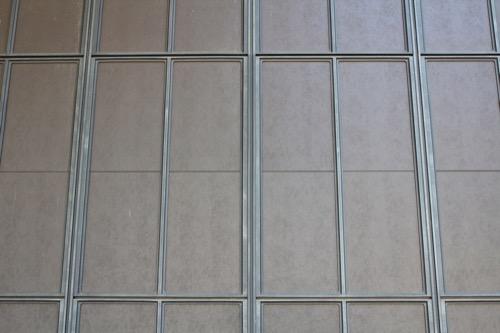0114:東大寺総合文化センター 外壁タイル②