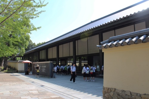 0114:東大寺総合文化センター 中央ゲート