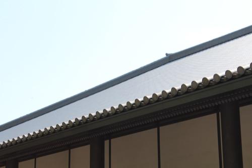 0114:東大寺総合文化センター 瓦部分①