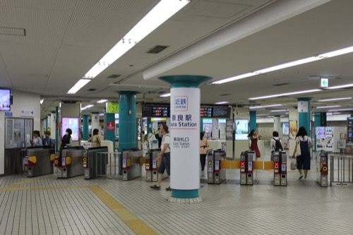 0115:奈良近鉄ビル 近鉄奈良駅