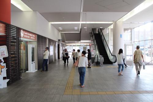0115:奈良近鉄ビル 一階フロア