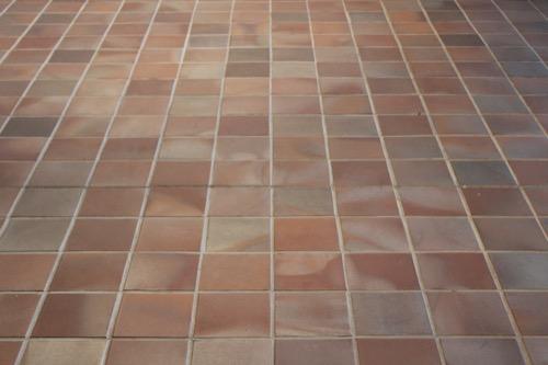 0116:ロームシアター京都 館内の床タイル