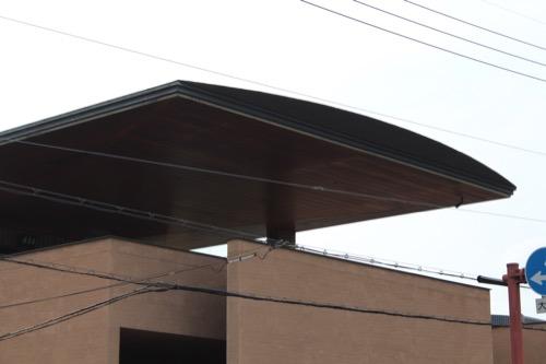 0117:細見美術館 建物屋根部