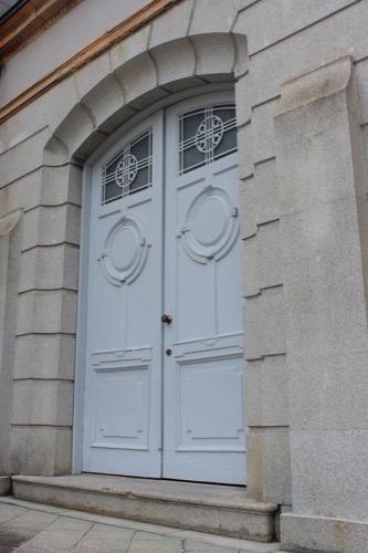 0118:京都府立図書館 扉のデザイン