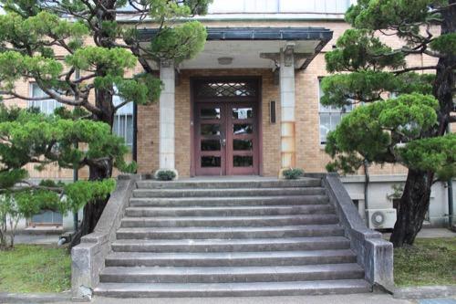 0119:京都市美術館 事務所棟②