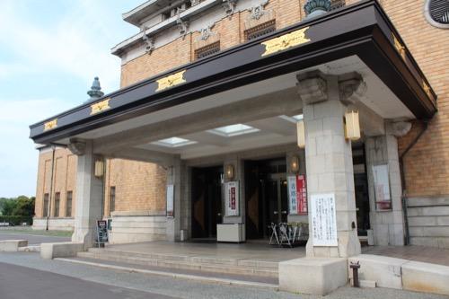 0119:京都市美術館 正面玄関