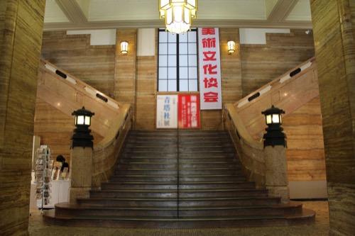0119:京都市美術館 1階内観①