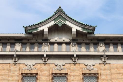 0119:京都市美術館 正面外観②