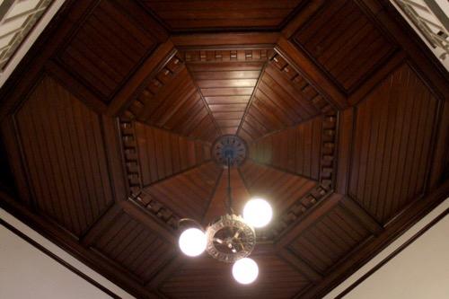0120:京都文化博物館別館 螺旋階段②