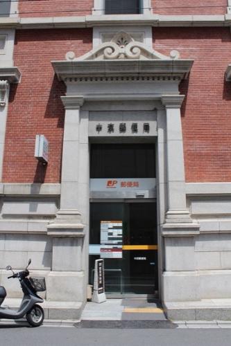 0121:中京郵便局 東洞院通から④