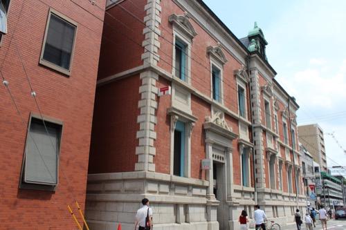 0121:中京郵便局 東洞院通から①