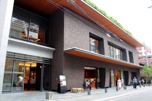 0122:京都八百一本館 東洞院通外観①