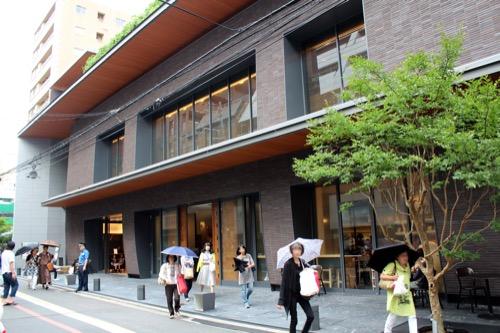 0122:京都八百一本館 東洞院通外観②