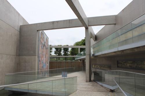 0123:京都府立陶板名画の庭 地下1階フロア①