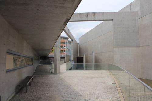 0123:京都府立陶板名画の庭 地下1階フロア③