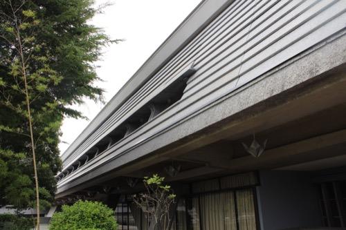 0126:国立京都国際会館 本館外装デザイン