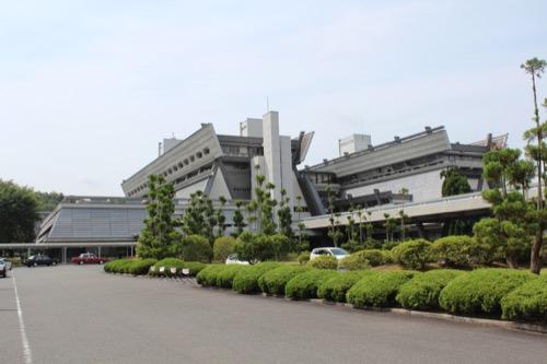 0126:国立京都国際会館 本館正面①