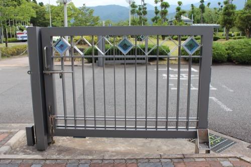 0126:国立京都国際会館 本館入門ゲート