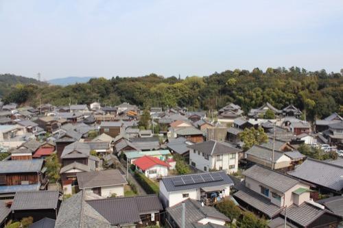0130:直島町役場 望楼からの眺め