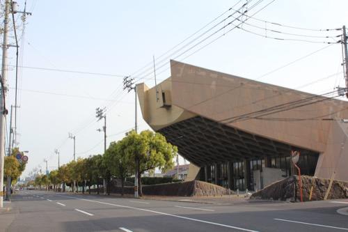 0131:香川県立体育館 メイン