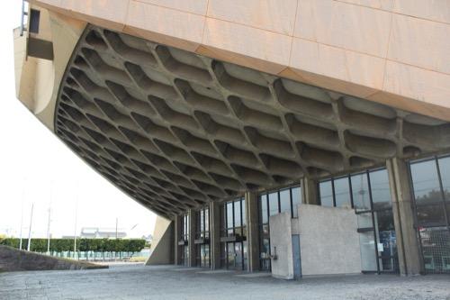 0131:香川県立体育館 西側入口①