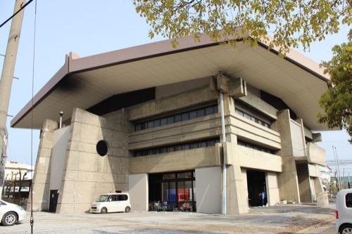 0132:香川県立武道館 メイン