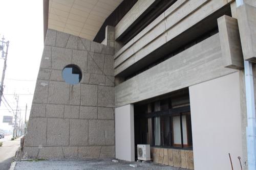 0132:香川県立武道館 北側外観②