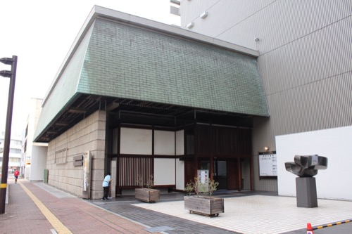 0133:香川県文化会館 メイン