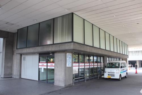 0134:百十四銀行本店 北側低層棟②