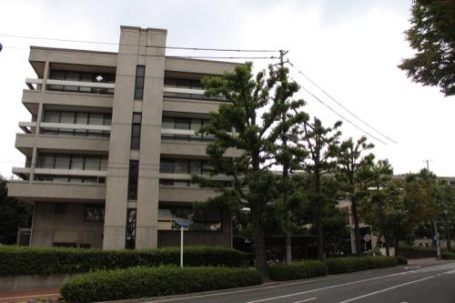 0138:岡山県庁舎 南館