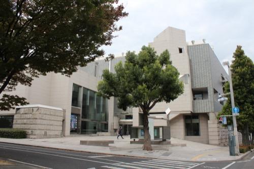 0139:岡山県立美術館 外観①