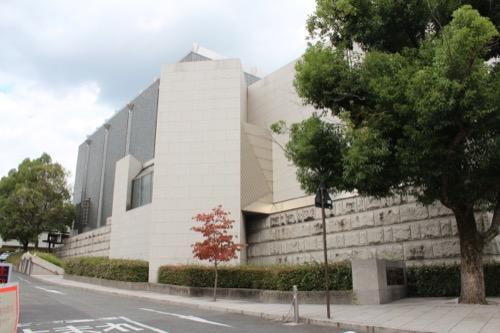 0139:岡山県立美術館 外観④