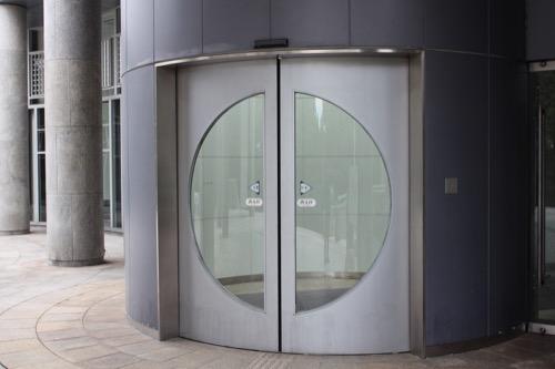 0145:広島市現代美術館 入口ドア