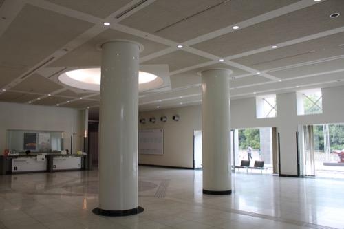 0145:広島市現代美術館 エントランスホール①