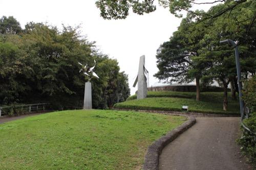 0145:広島市現代美術館 山の上り坂