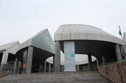 0145:広島市現代美術館 正面外観