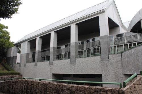 0145:広島市現代美術館 北棟外観