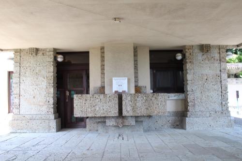 0152:ヨドコウ迎賓館 1階車寄せ②