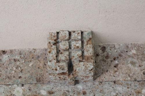 0152:ヨドコウ迎賓館 大谷石の彫刻②