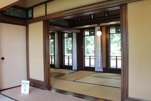 0152:ヨドコウ迎賓館 3階和室入口