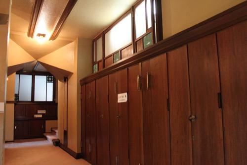 0152:ヨドコウ迎賓館 3階奥廊下①