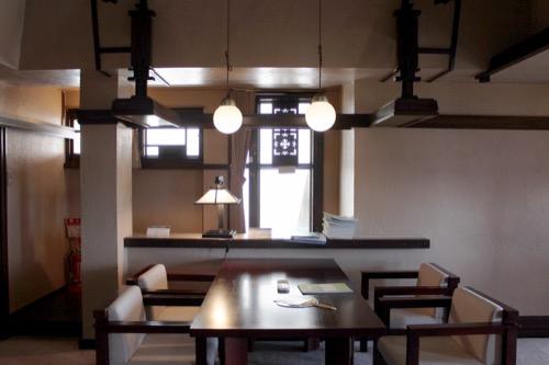 0152:ヨドコウ迎賓館 4階食堂②