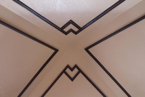 0152:ヨドコウ迎賓館 4階食堂天井