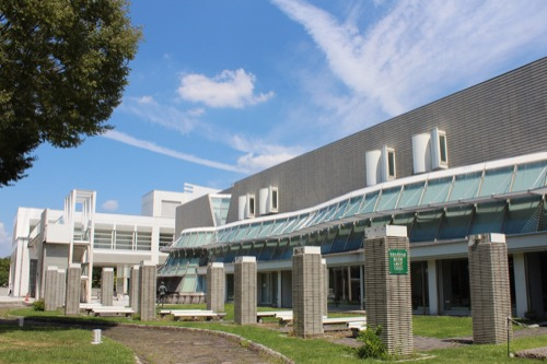 0158:岐阜県図書館 メイン
