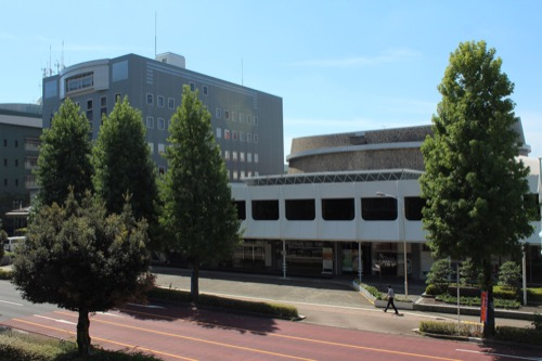 0159:岐阜市民会館 メイン
