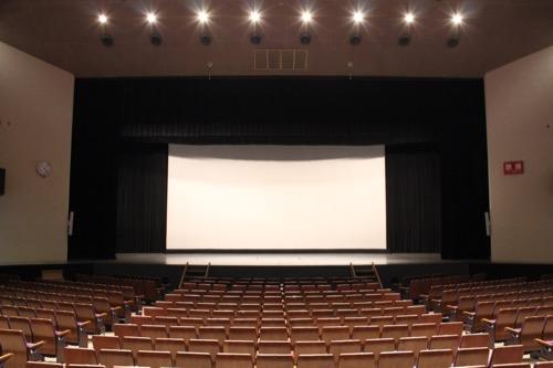 0159:岐阜市民会館 大ホール1階①