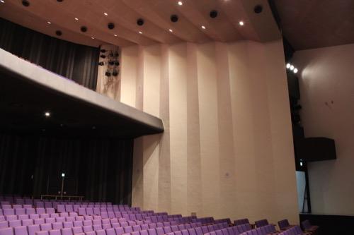 0159:岐阜市民会館 大ホール1階③