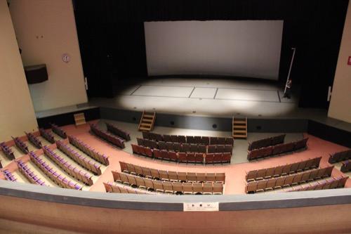 0159:岐阜市民会館 大ホール2階①